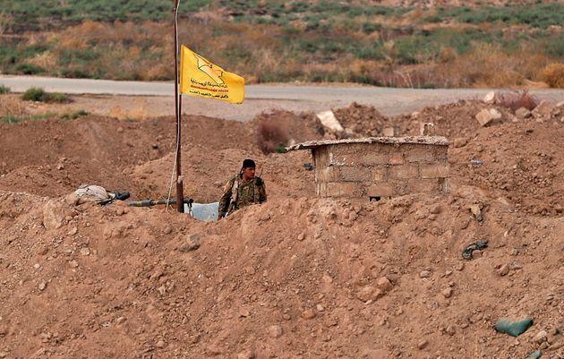 Οι Κούρδοι της Συρίας κατηγορούν την Τουρκία για παραβίαση της