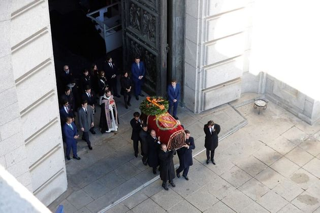 Exhumación de Francisco