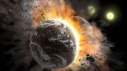 Όταν πλανήτες συγκρούονται μεταξύ τους: Ανακαλύφθηκαν τα ίχνη σύγκρουσης