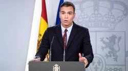 """Pedro Sánchez: """"Hoy se pone fin a una afrenta"""