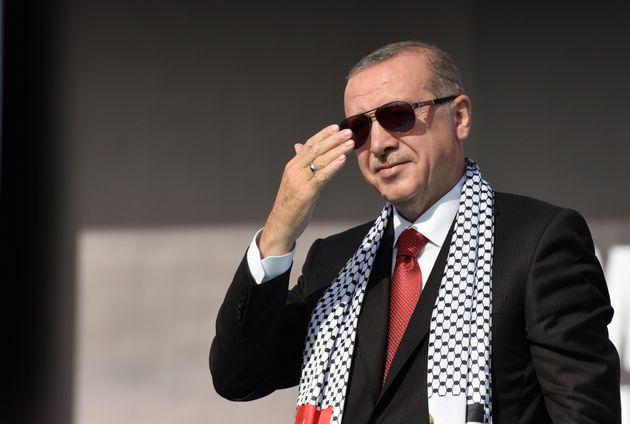 Erdogan menace l'UE d'