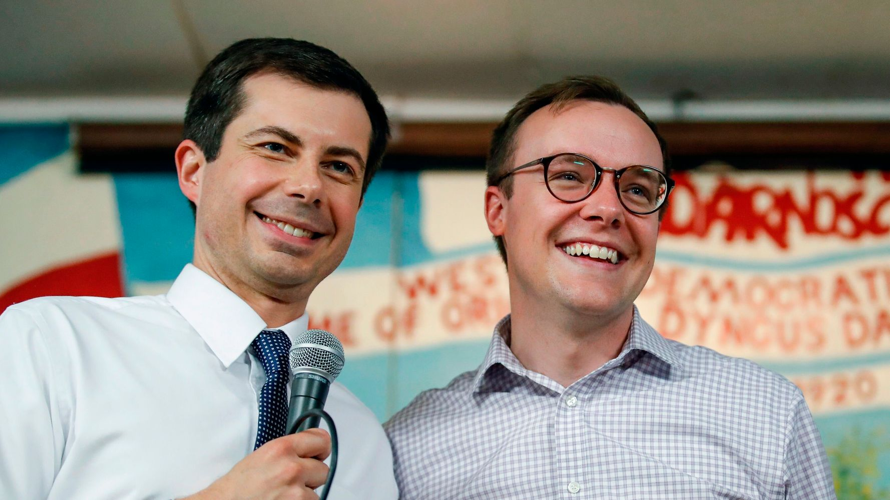 Westlake Legal Group 5db1d4d9210000762934af7a Pete Buttigieg's Skin Care Routine Has Somehow Become A Hot-Button Issue