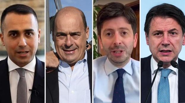 Leader M5s, Pd,