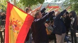 Dos franquistas, atendidos por hipotermia al subirse a un risco del Valle de los