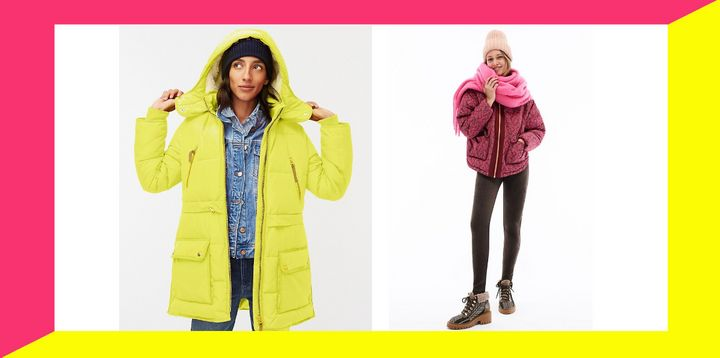 These 15 puffer coats and parkas will keep you comfy and cozy during the cold.