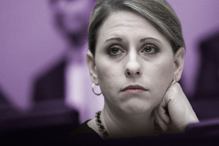 Private photos of Rep. Katie Hill (D-Calif.) have been published by news outlets without her permission.