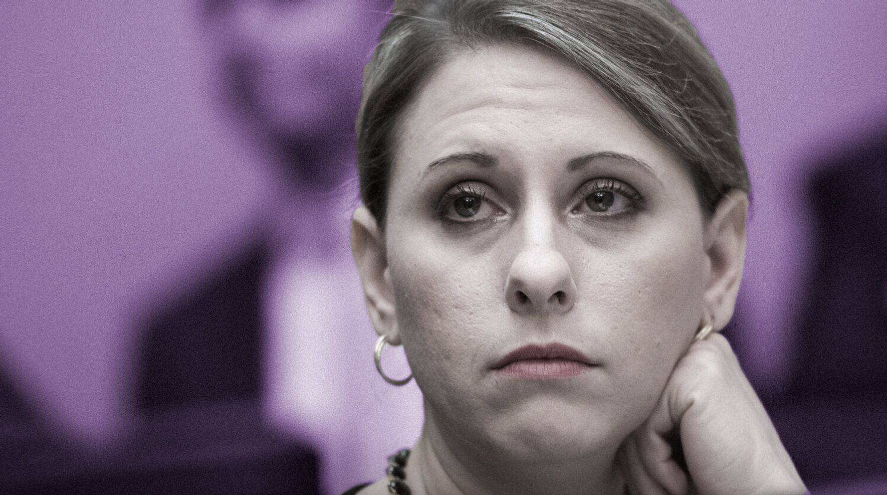 Westlake Legal Group 5db219b42100005f2534afcf Katie Hill Is Not Accused Of Committing A Crime. But She Might Be A Victim Of One.