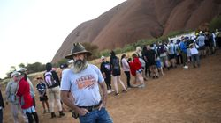 'A Curse Will Fall On All Of Them': Indigenous Australians React To Huge Queues To Climb Uluru Before
