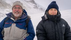'Fearless' Greta Thunberg Visits Alberta Glacier As Part Of Canada