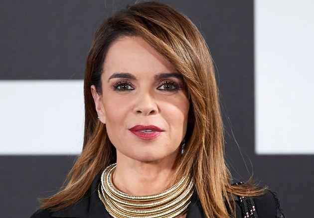 La presentadora Carme Chaparro, en un evento en Madrid el 30 de septiembre de