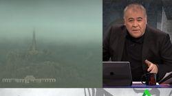 La profunda reflexión de Antonio García Ferreras sobre la exhumación de Franco con palo incluido a la