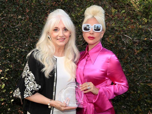 La mamma di Lady Gaga: