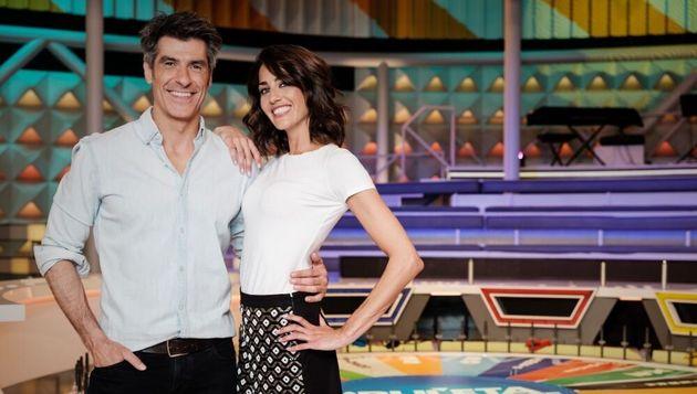 Laura Moure y Jorge