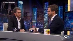Pablo Motos le dice a Pablo Casado en 'El Hormiguero' lo que mucha gente piensa ante las nuevas elecciones del