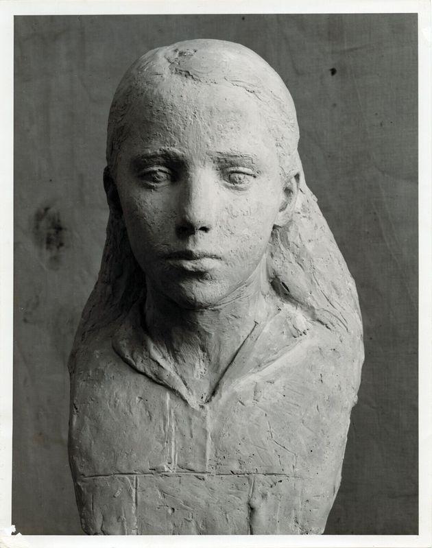 Το όμορφο κορότσι (παλαιά φωτογραφία)