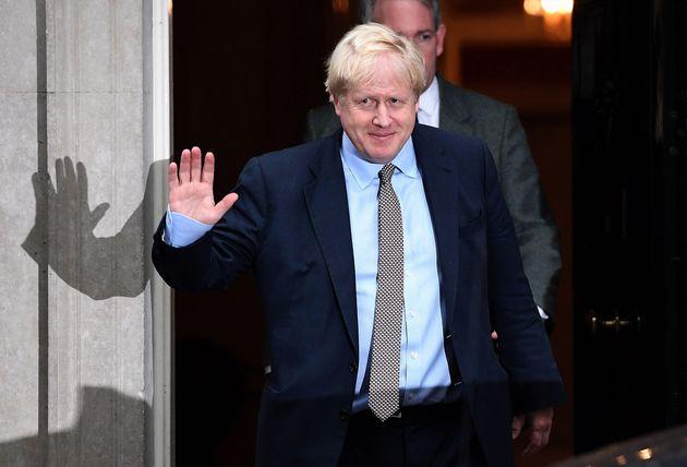 El primer ministro británico, el conservador Boris