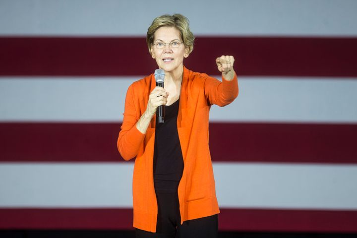 "Sen. Elizabeth Warren (D-Mass.) has a health care plan -- ""Medicare for All."" But there's one plan she doesn't need: How to p"