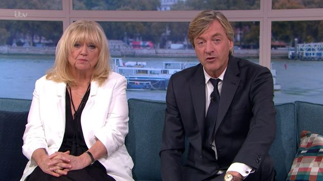 Richard and Judy returned to This Morning after 18