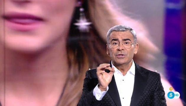 Jorge Javier Vázquez en 'GH