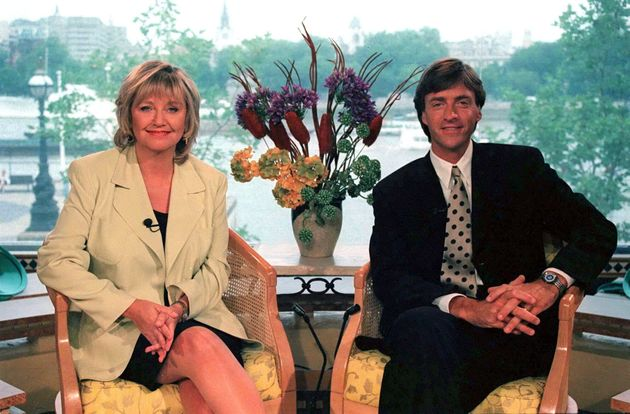 Richard and Judy originally presented the show from 1988 to