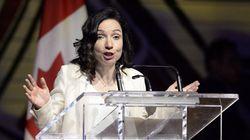Selon Martine Ouellet, le Bloc ne bénéficie pas d'un rapport de