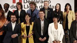 El PNV rechaza un manifiesto de partidos independentistas por la autodeterminación: