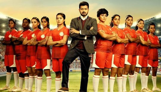 'Bigil' Movie Review: This Vijay-Nayanthara Starrer Is Sadly Not A Whistle-Worthy