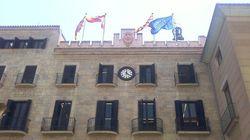 Los CDR reivindican la ocupación del Ayuntamiento de