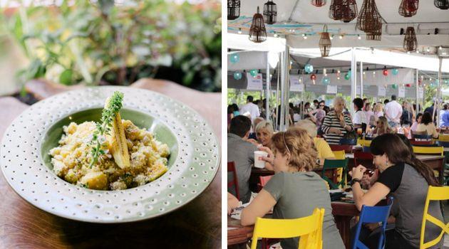 Gastronomix: Evento no Rio une música, aulas de culinária e pratos 'sofisticados' por até R$