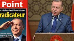 Ερντογάν, ο εξολοθρευτής: Ο τίτλος του περιοδικού Le Point που έκανε έξαλλο τον