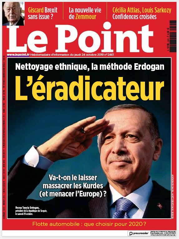 Erdogan porte plainte contre