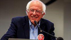 A Bernie Sanders le da por hablar de marihuana a las 4:20 y pasa lo que puedes