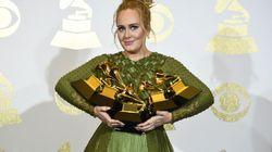 Adele impresiona con un impactante cambio