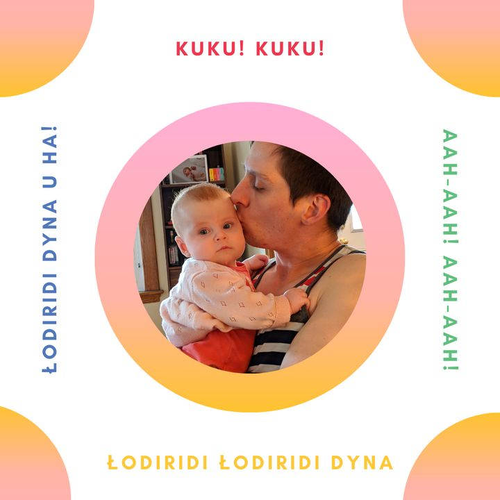 "While Polish is Nicholas Mizera's first language, but he says he doesn't use it as much as he'd like to. Through lullabies like ""Kukułeczka,"" he hopes his daughter Nora learns about their family's mother tongue."