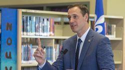 Moins d'écoles publiques sélectives, souhaite le ministre
