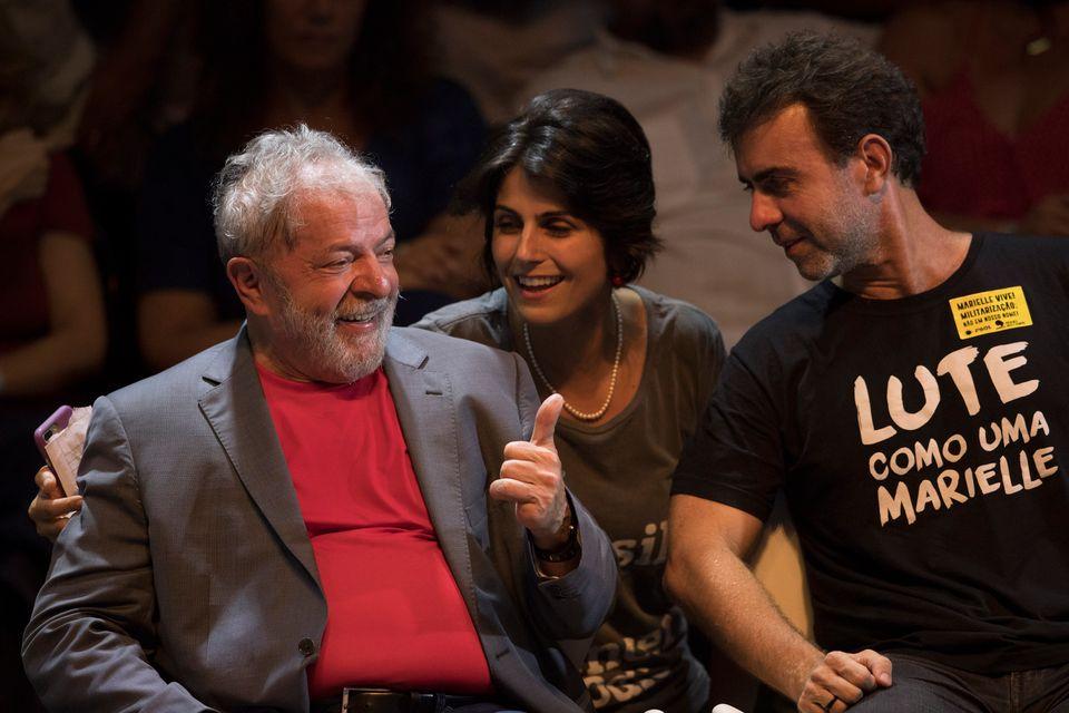 PT estuda abrir mão de candidatura própria para apoiar Manuela D'Ávila em Porto...