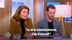 Louis Sarkozy a réussi à convaincre sa mère sur la dépénalisation du