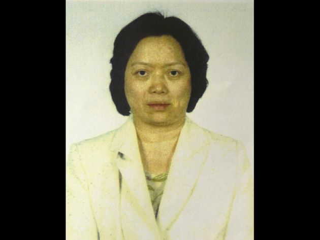 Cheng Chui Ping headshot, alleged mastermind of 1993 immigrant-smuggling voyage of the Golden Venture,