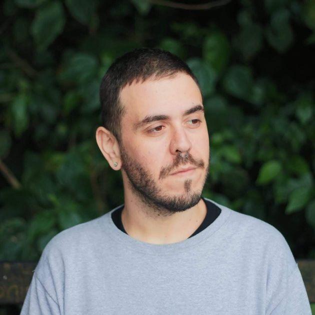 William de Lucca, 32, ativista LGBT e co-fundador dos coletivos Palmeiras Livre e Resista SP, sofreu...