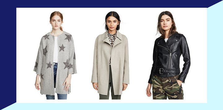 Shopbop's surprise sale has all the layering looks you'll need as it starts to get colder.