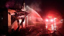 Εκατομμύρια Καλιφορνέζοι Να Αντιμετωπίσει Κενά Μνήμης Και 50.000 Περισσότερα Είπαν Να Εκκενώσουν Μέσα Σε Πυρκαγιές