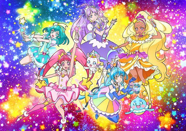 「スター☆トゥインクルプリキュア」