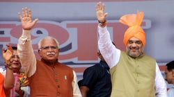 Haryana: Khattar To Stake Claim To Form Govt As BJP Forges Alliance With