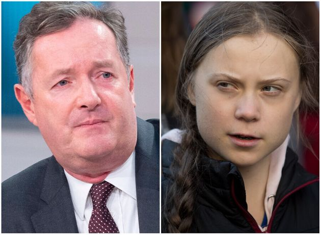 Piers Morgan Insists He 'Admires' And 'Worries' About Greta Thunberg Despite Taking Aim At The Climate Campaigner (Again)