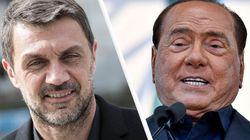 Maldini contro Berlusconi: