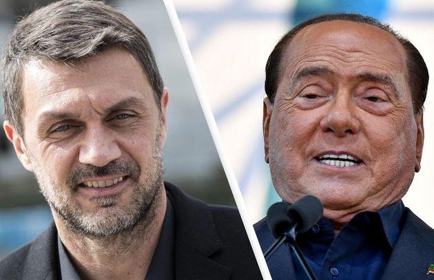 Maldini/Berlusconi