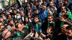 Grève des magistrats: 98% d'adhésion au 2e jour du