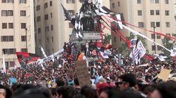 """""""Il Cile si è svegliato!"""". Oltre un milione in piazza. Pinera:"""