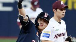 두산 베어스가 통산 6번째 한국시리즈 우승을