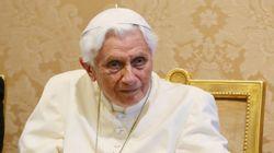 Benedetto XVI al Foglio: